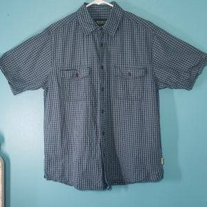Eddie Bauer relaxed fit button down